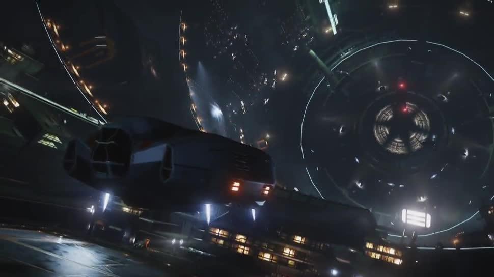 Trailer, Beta, Betatest, Betaversion, Weltraumsimulation, Betaphase, Frontier Developments, Elite: Dangerous