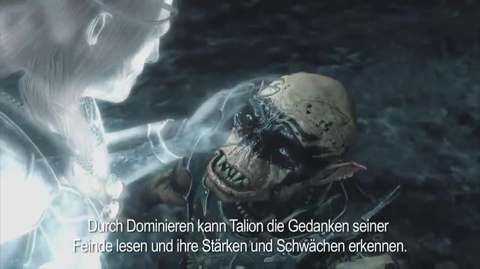 Trailer, actionspiel, Warner Bros., Mittelerde, Mordors Schatten
