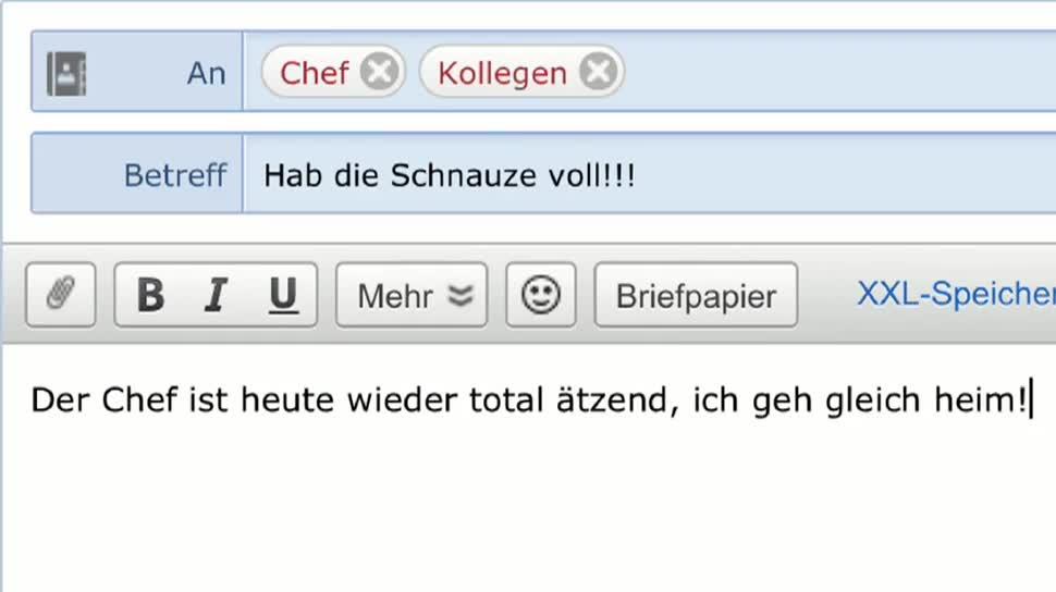 Deutschland, E-Mail, Mail, Spam, Geburtstag, Post, Karlsruhe, Csnet, 30 Jahre, Universität Karlsruhe