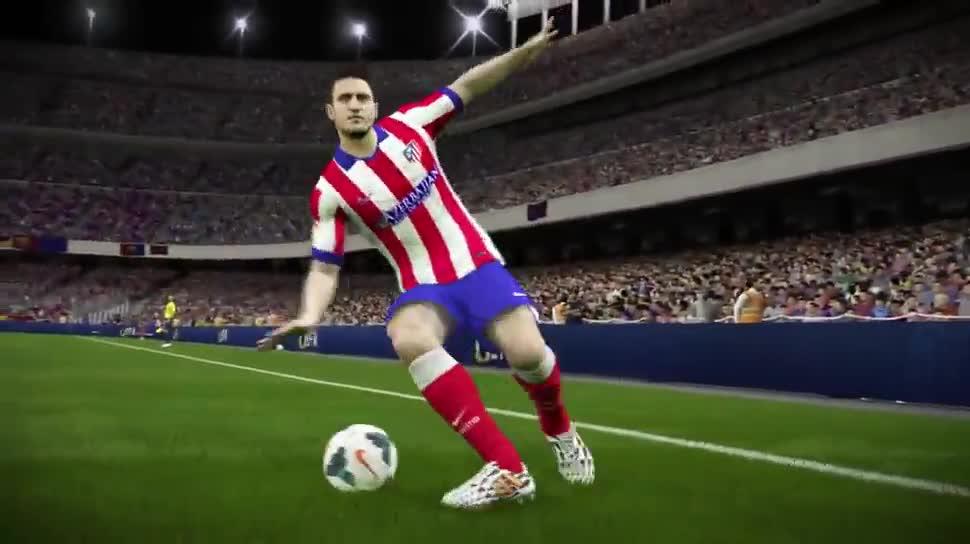 Trailer, Electronic Arts, Ea, Fußball, EA Sports, Fifa, FIFA 15