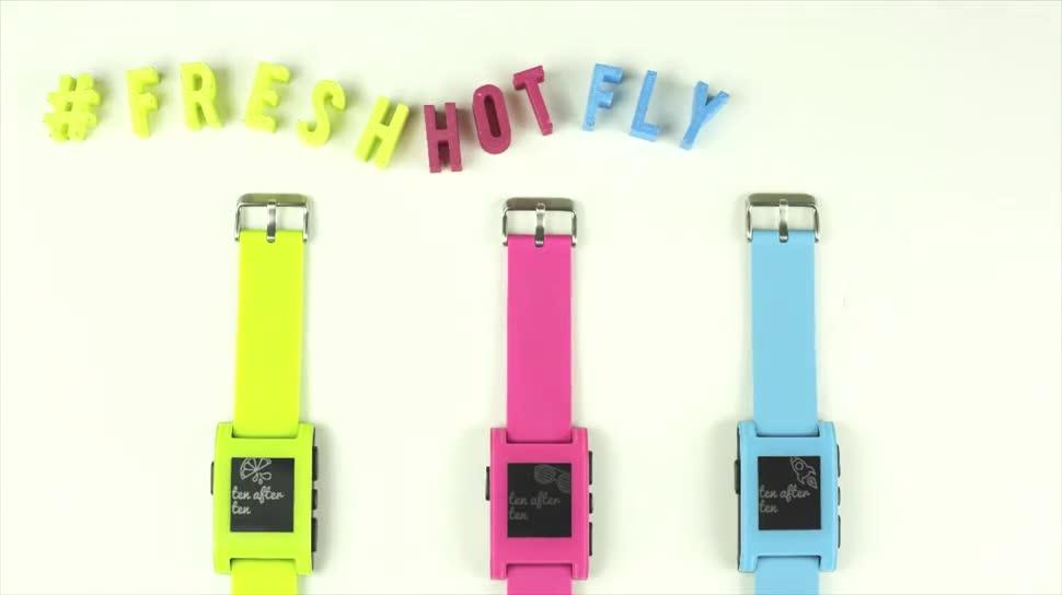 smartwatch, Uhr, pebble, Smart Watch