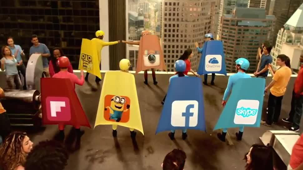 Microsoft, Smartphone, Android, Nokia, Werbespot, Nokia X, Nokia X2