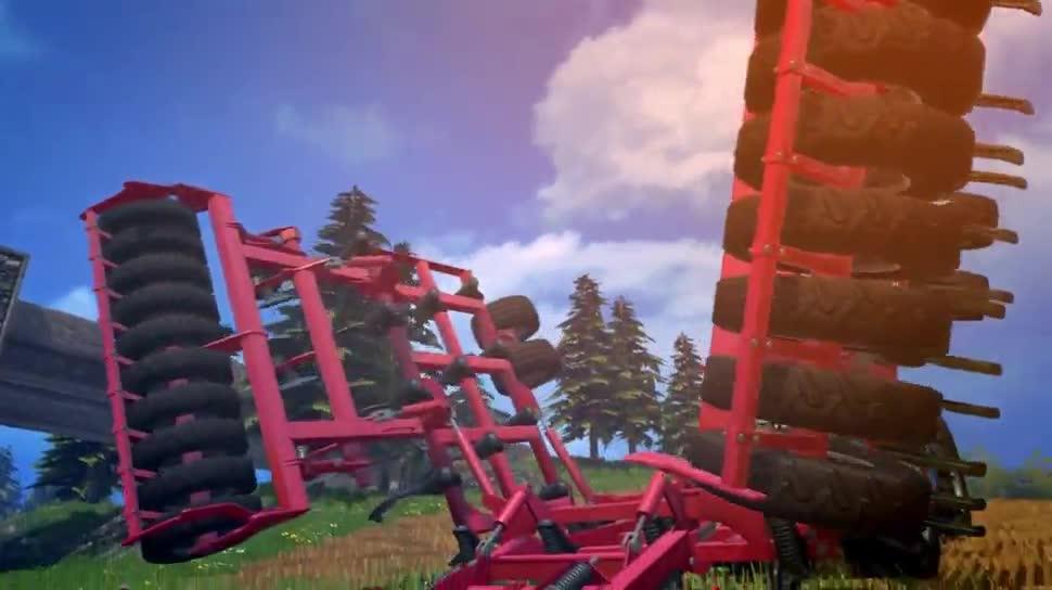Trailer, Gamescom, Simulation, Gamescom 2014, Landwirtschafts-Simulator, Landwirtschafts-Simulator 15