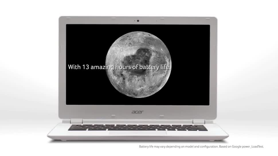 Werbespot, Acer, Chromebook, Acer Chromebook 13, Chromebook 13