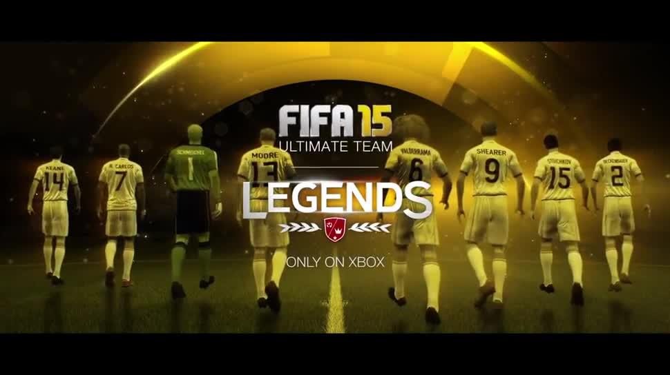 Microsoft, Trailer, Xbox, Xbox One, Electronic Arts, Xbox 360, Ea, Gamescom, Microsoft Xbox One, Fußball, EA Sports, Fifa, Gamescom 2014, Microsoft Xbox 360, FIFA 15, Gamescom 2014 Microsoft, Ultimate Team