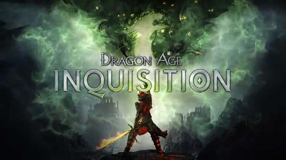 Trailer, Electronic Arts, Ea, Gamescom, Rollenspiel, Gamescom 2014, BioWare, Dragon Age Inquisition, Dragon Age 3: Inquisition, Dragon Age 3