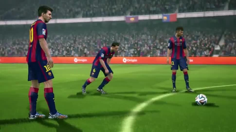 Trailer, Electronic Arts, Ea, Gamescom, Online-Spiele, Free-to-Play, Fußball, EA Sports, Fifa, Gamescom 2014, FIFA World