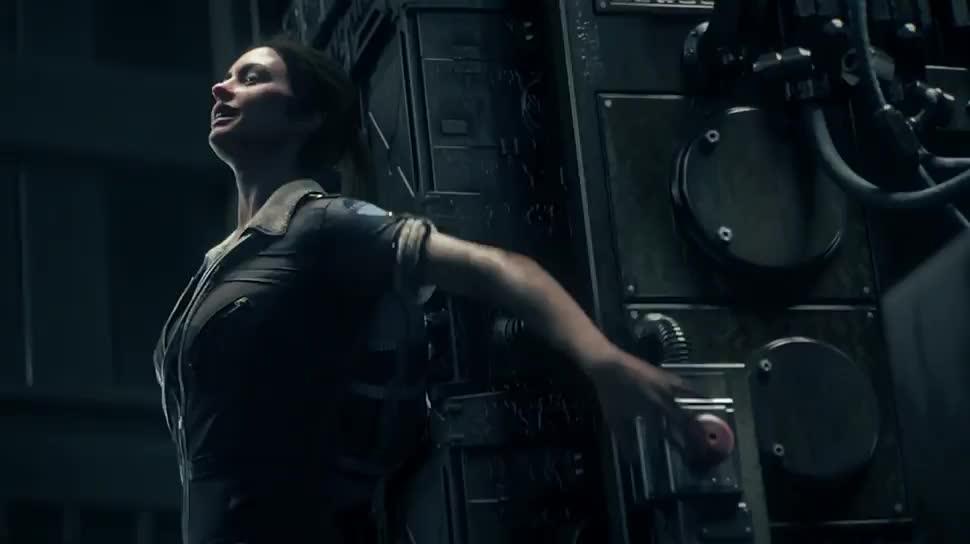 Trailer, Gamescom, SEGA, Gamescom 2014, Alien: Isolation, Alien