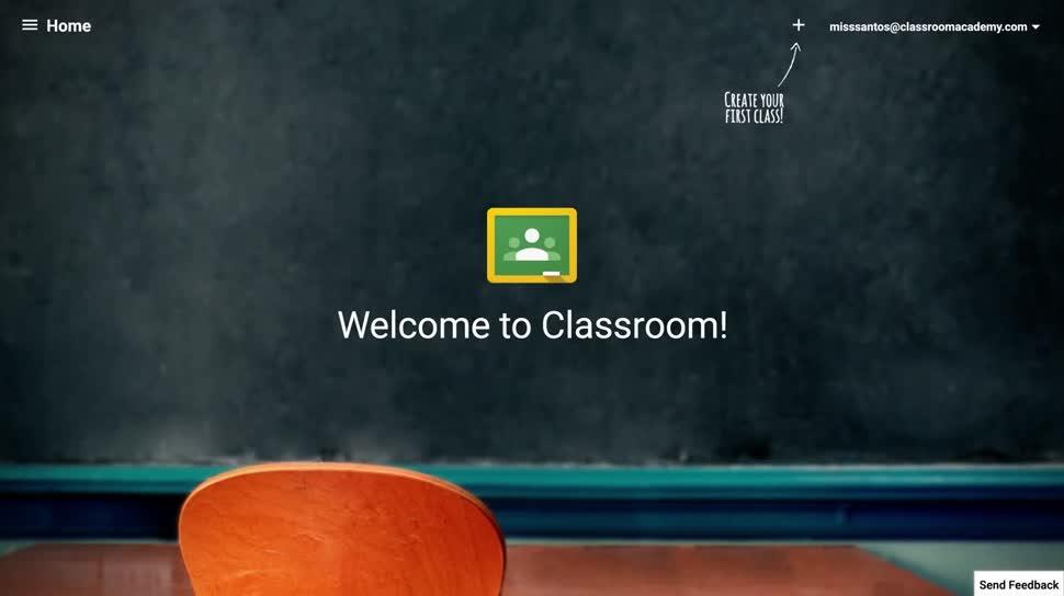 Google, Classroom