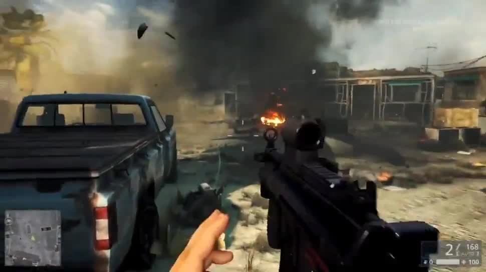 Electronic Arts, Ego-Shooter, Ea, Gameplay, Gamescom, Battlefield, Gamescom 2014, Battlefield: Hardline