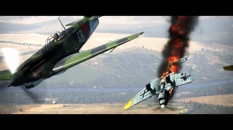Trailer, Gamescom, Online-Spiele, Free-to-Play, Mmo, Simulation, Gamescom 2014, War Thunder, Gaijin Entertainment