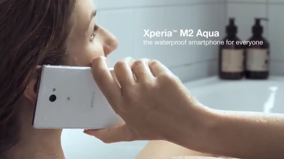 Smartphone, Android, Sony, Xperia, Sony Xperia, wasserdicht, Xperia M2 Aqua