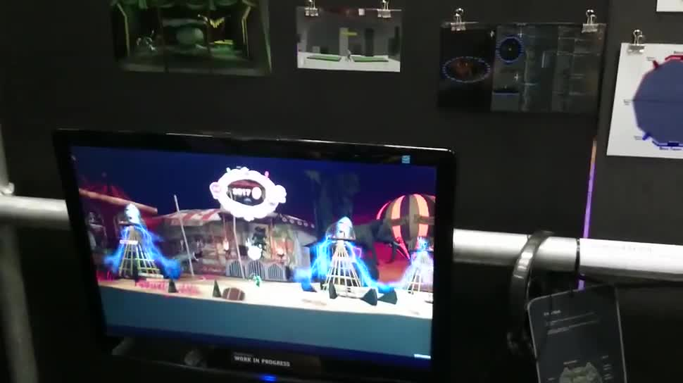 Gameplay, Gamescom, Gamescom 2014, HTW Berlin, Circus Clash