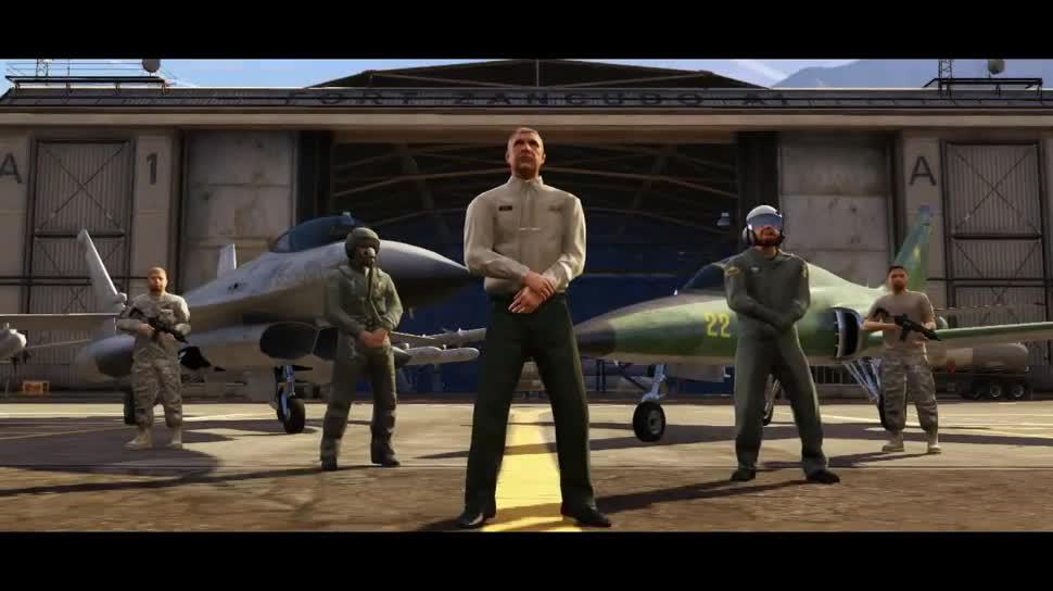 Trailer, Rockstar Games, Rockstar, GTA 5, Gta, Grand Theft Auto, Grand Theft Auto 5, Grand Theft Auto V, GTA Online