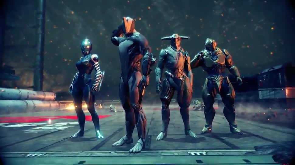 Trailer, Xbox One, Microsoft Xbox One, Online-Spiele, Free-to-Play, Online-Shooter, Warframe, Digital Extremes