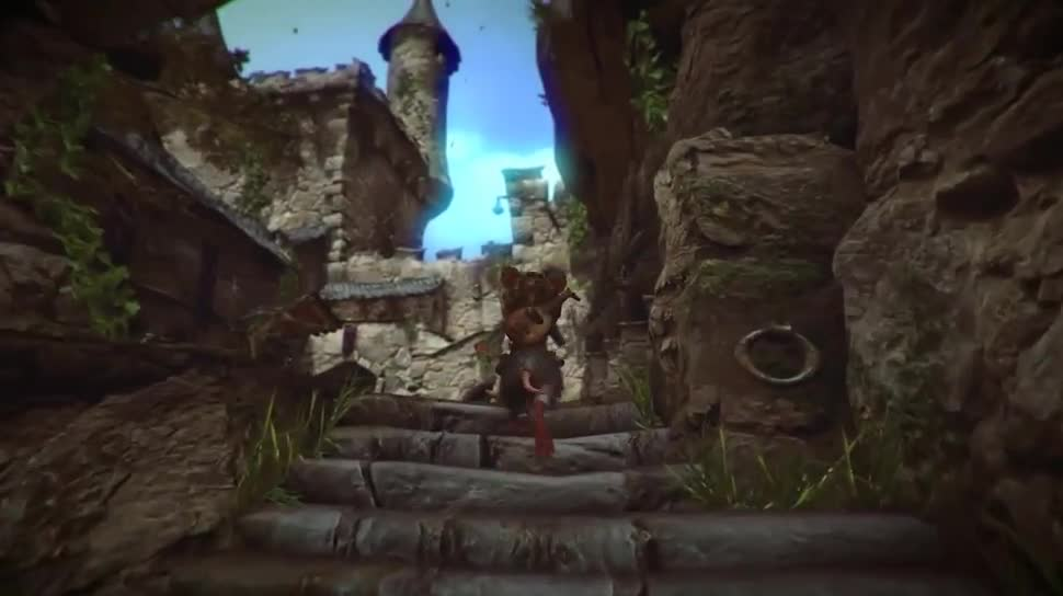 Trailer, Gamescom, Adventure, Gamescom 2014, Gamescom 2014 Microsoft, Ghost of a Tale, Seith