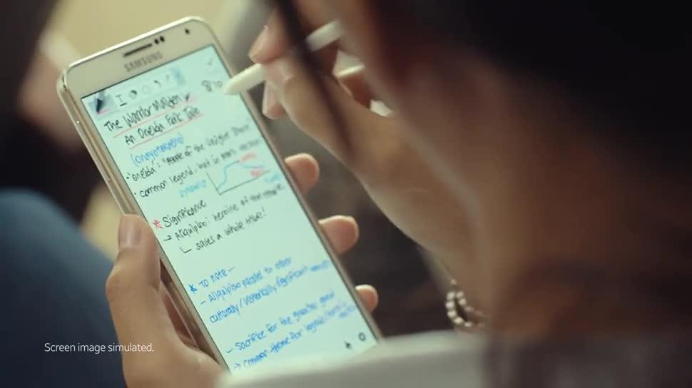 Android, Samsung, Samsung Galaxy, Galaxy, Galaxy Note, Samsung Mobile, Samsung Galaxy Note 4, Galaxy Note 4, Note 4, Eingabestift, S-Pen