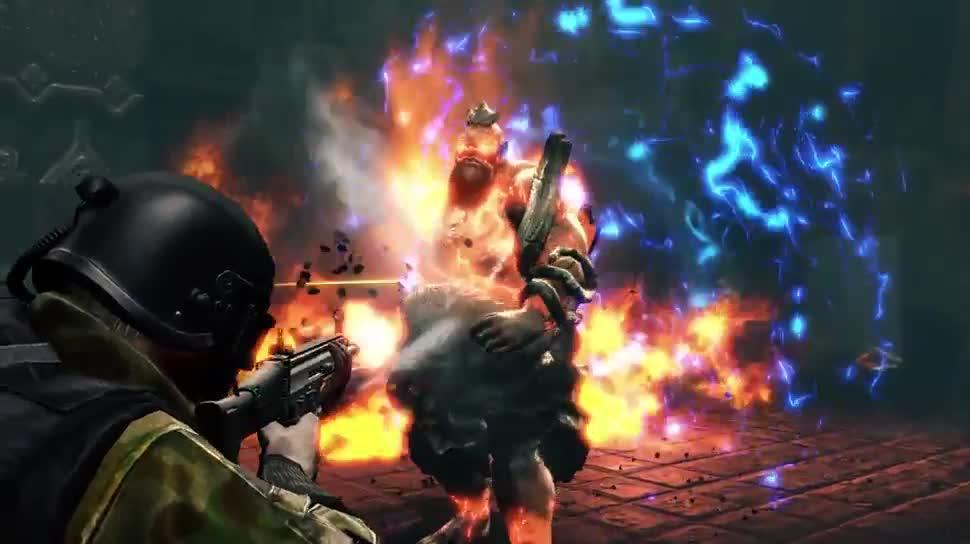 Trailer, Online-Spiele, Free-to-Play, Online-Shooter, Infernum, Hazard Ops