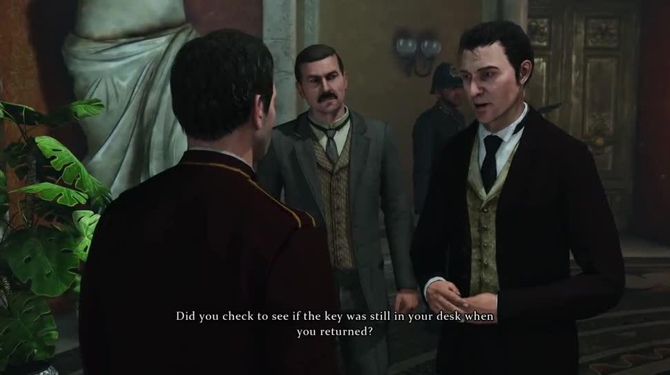 Trailer, Gameplay, Adventure, Focus Interactive, Crimes & Punishments, Sherlock Holmes