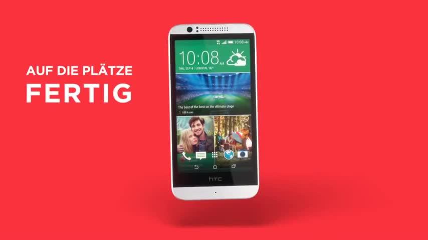 Smartphone, Android, Htc, Werbespot, HTC Desire 510