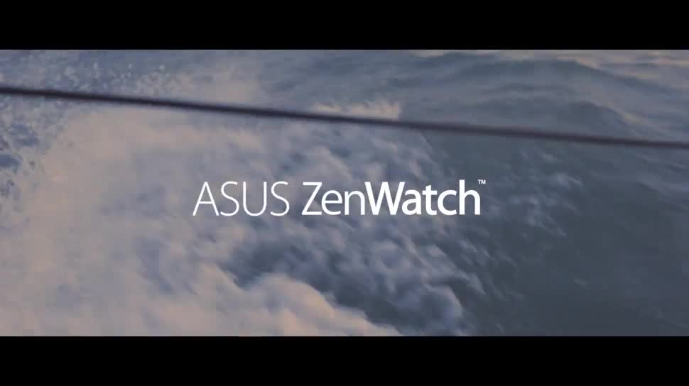 Trailer, Asus, smartwatch, Ifa, Vorstellung, ZenWatch