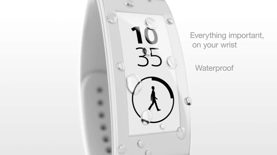 Sony, smartwatch, Ifa, Wearables, IFA 2014, Smartband, Smartband talk