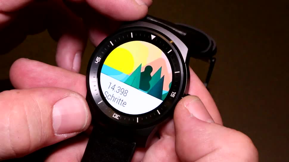 LG, smartwatch, Ifa, Wearables, Android Wear, IFA 2014, LG G Watch, G Watch, LG G Watch R