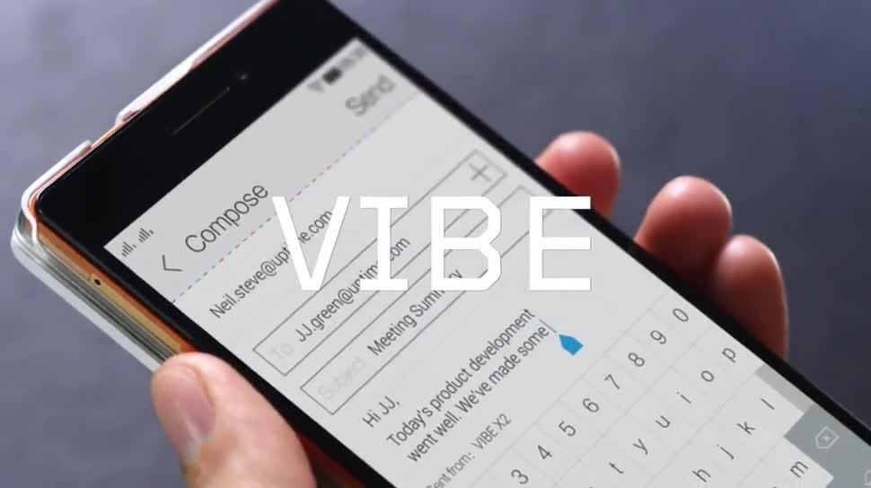 Smartphone, Android, Lenovo, Ifa, IFA 2014, Vibe X2, Lenovo Vibe X2