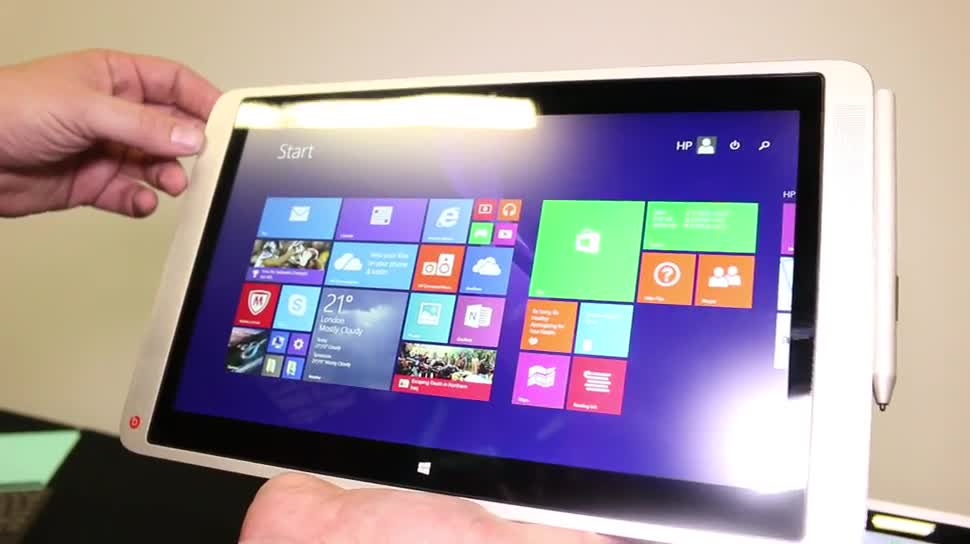 Tablet, Hp, Ifa, Hands on, Hewlett Packard, IFA 2014, HP ENVY x2, Envy X2 13, HP Envy X2 13, Envy X2