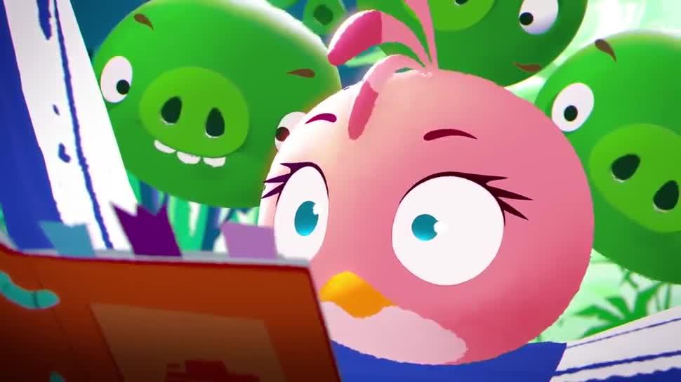 Trailer, Angry Birds, Rovio, Angry Birds Stella