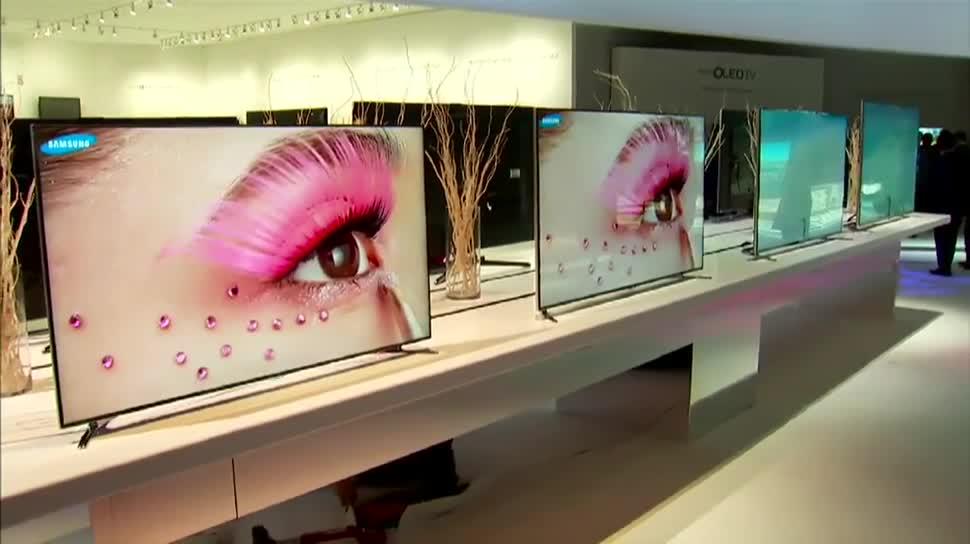 Fernseher, Ifa, 4K, Ultra HD, IFA 2014, 4K Display, 4K-Auflösung