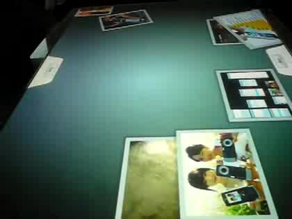 Surface, PixelSense, Tisch, Multi-Touch, X-Desk, Table
