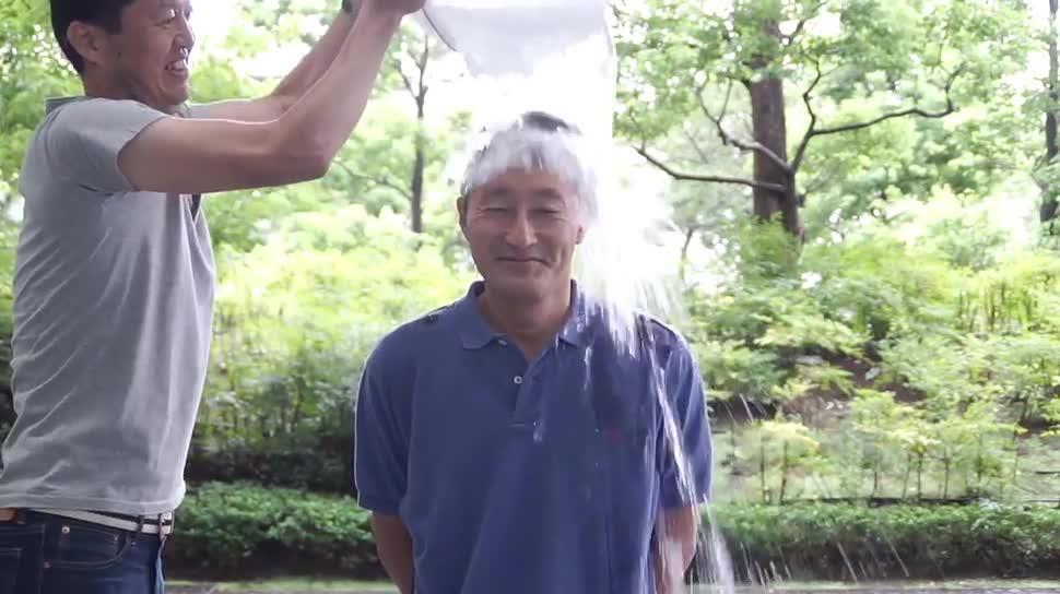 Sony, Ceo, IceBucketChallenge, Kazuo Hirai