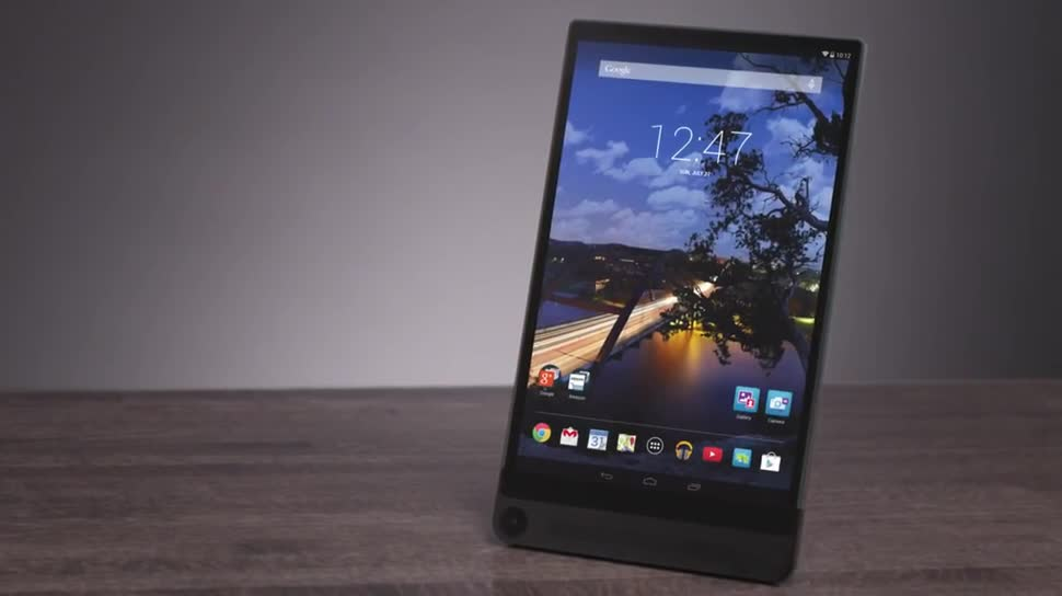 Android, Tablet, Dell, Dell Venue 8 Pro, RealSense, Tiefensensor, Dell Venue