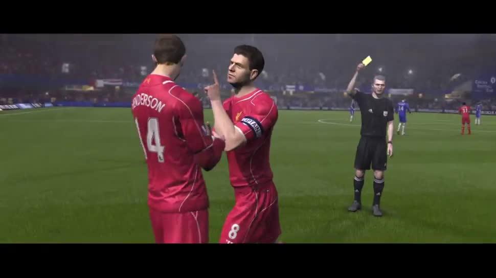 Electronic Arts, Werbespot, Fußball, EA Sports, Fifa, FIFA 15, Lionel Messi