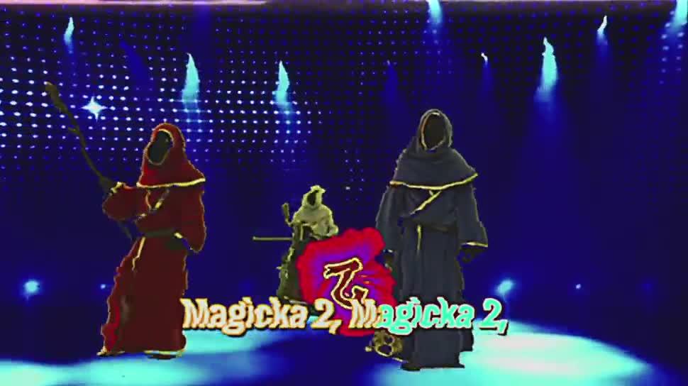 Trailer, Adventure, Paradox Interactive, Magicka, Karaoke, Magicka 2