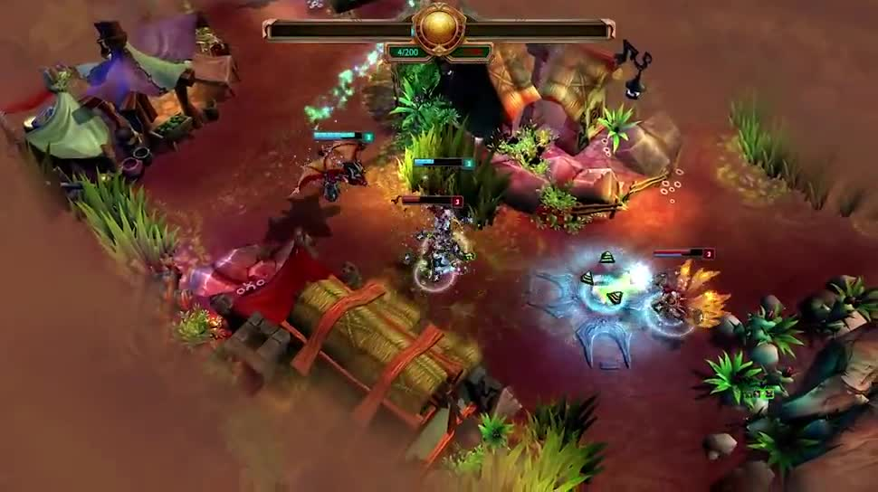 Gameplay, Online-Spiele, Free-to-Play, League of Legends, MOBA
