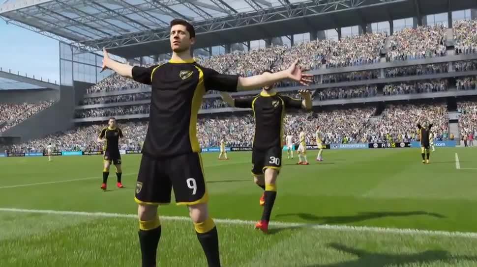 Trailer, Electronic Arts, Ea, Fußball, EA Sports, FIFA 15, FIFA 15 Ultimate Team
