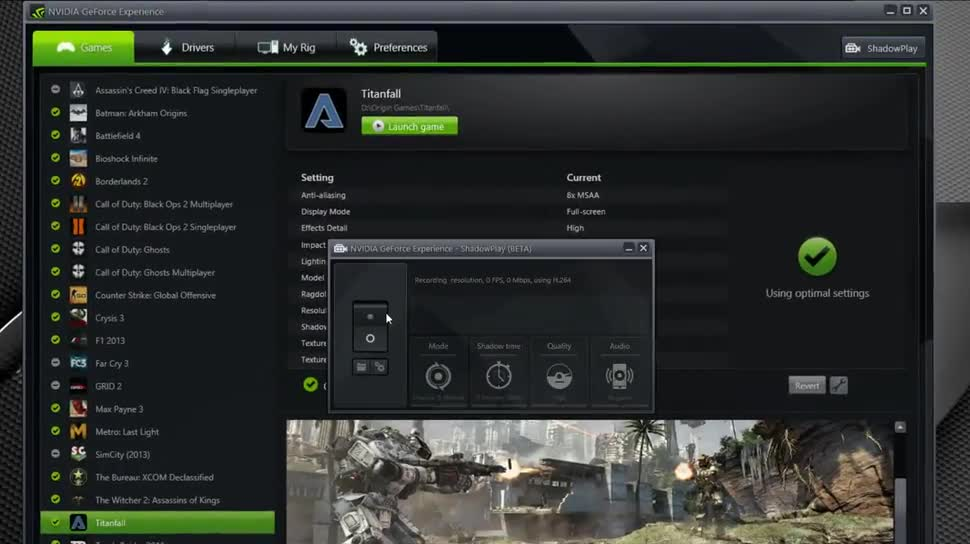Nvidia, Geforce, Nvidia Geforce, GeForce Experience