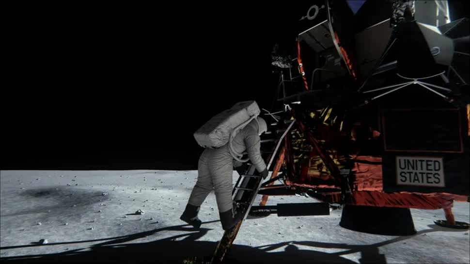 Nvidia, unreal engine 4, Mond, Unreal Engine, Verschwörungstheorien, Mondlandung, Verschwörung, GTX 980, GTX 970, Game24, Game24 2014