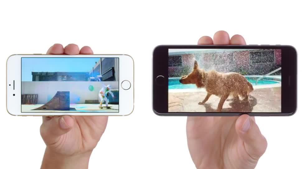 Smartphone, Apple, Werbespot, iPhone 6, iPhone 6 Plus, Apple iPhone 6, Apple iPhone 6 Plus