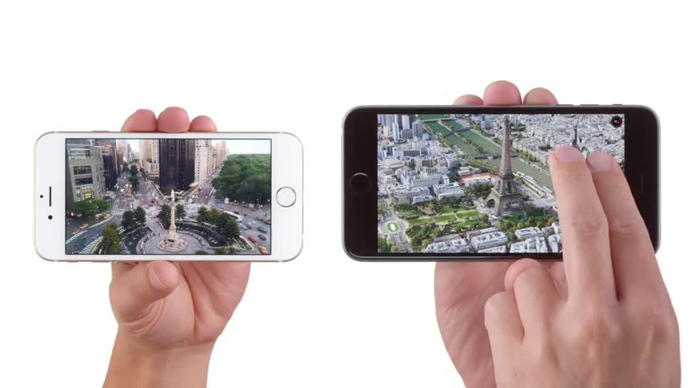 Smartphone, Apple, Iphone, Werbespot, iPhone 6, iPhone 6 Plus, Apple iPhone 6, Apple iPhone 6 Plus