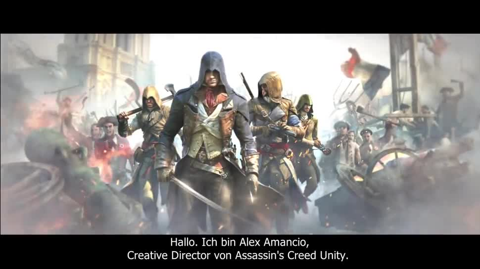 Trailer, Ubisoft, actionspiel, Assassin's Creed, Assassin's Creed Unity, Season Pass, Assassin's Creed Chronicles China