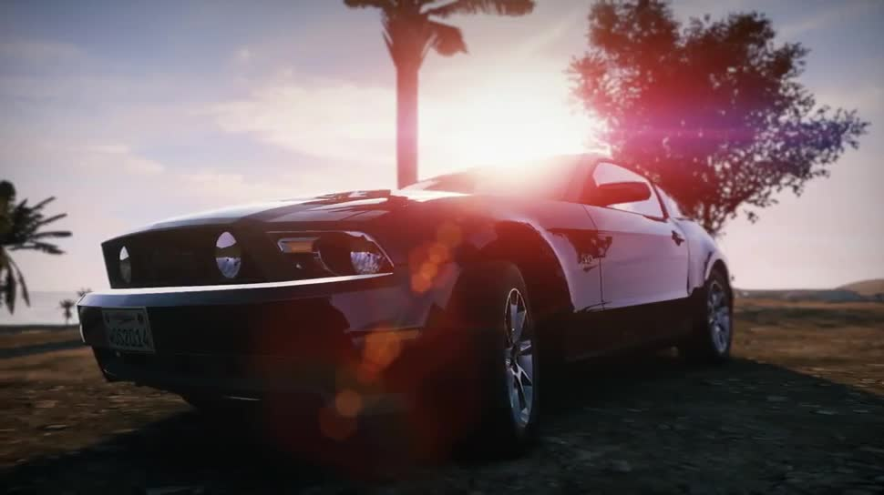 Trailer, Online-Spiele, Rennspiel, Free-to-Play, Slightly Mad Studios, World of Speed, My.com, Mustang GT