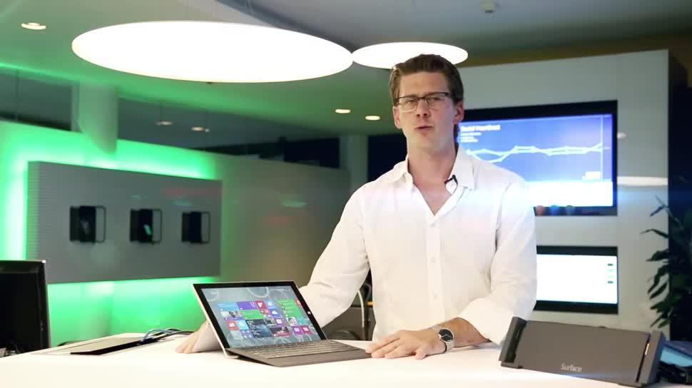 Microsoft, Tablet, Windows 8, Surface, Microsoft Surface, Windows 8.1, Unternehmen, Surface Pro 3, Surface Tablet, OneNote, Microsoft Surface Pro 3, Microsoft Deutschland, Eingabestift, Surface Pro 3 Type Cover, Gregor Kolk