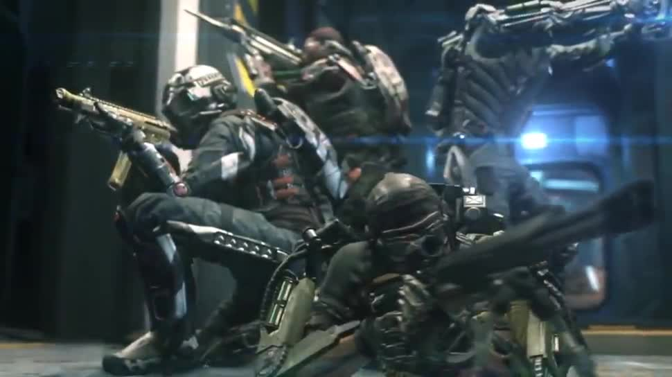 Trailer, Ego-Shooter, Call of Duty, Activision, Call of Duty: Advanced Warfare