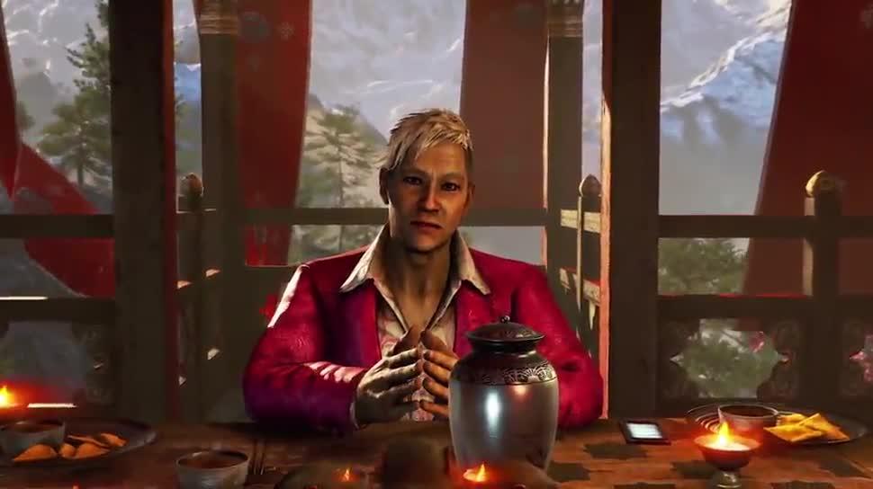 Trailer, Ego-Shooter, Ubisoft, Far Cry, Far Cry 4, Pagan Min