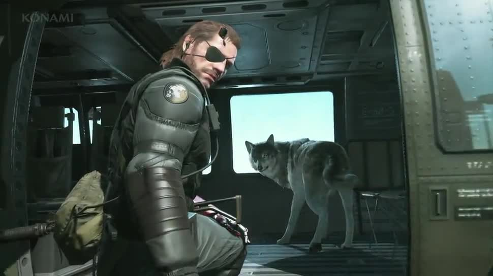 Trailer, actionspiel, Konami, Metal Gear Solid, TGS, Hideo Kojima, Metal Gear Solid 5, The Phantom Pain, TGS 2014