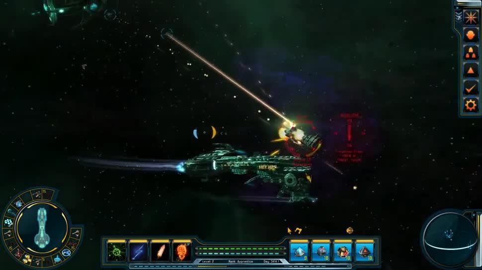 Trailer, Simulation, Weltraumsimulation, Iceberg Interactive, Starpoint Gemini, Starpoint Gemini 2