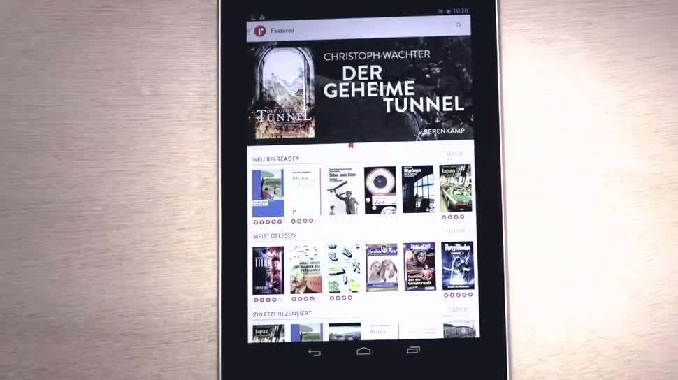 App, E-Book, Reader, E-Books, Readfy